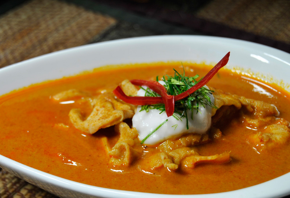 Gaeng Panang – Panang Curry - Urban Thai