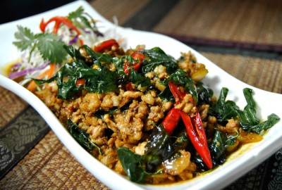 Pad Krapow – Stir Fried Basil